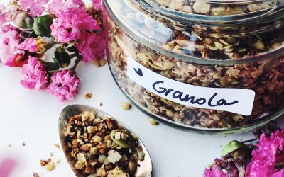 Coconut Almond & Buckini Granola