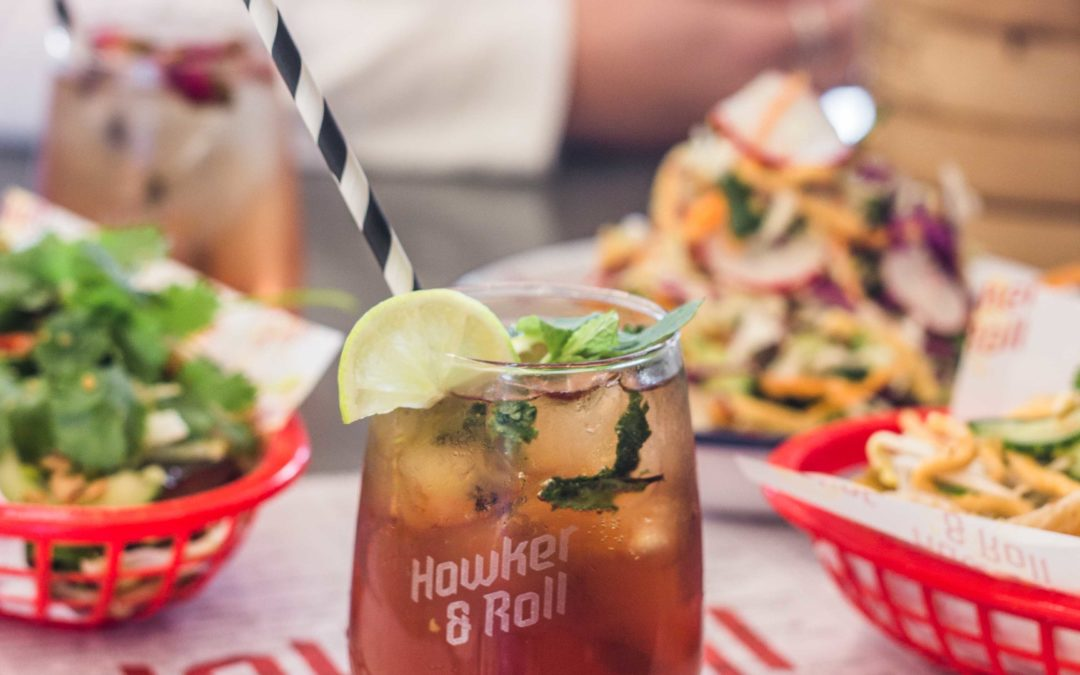 Hawker & Roll – the Malaysian taste sensation at Tauranga Crossing